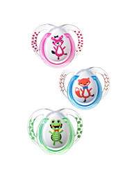 Silicone Fun Style Soothers